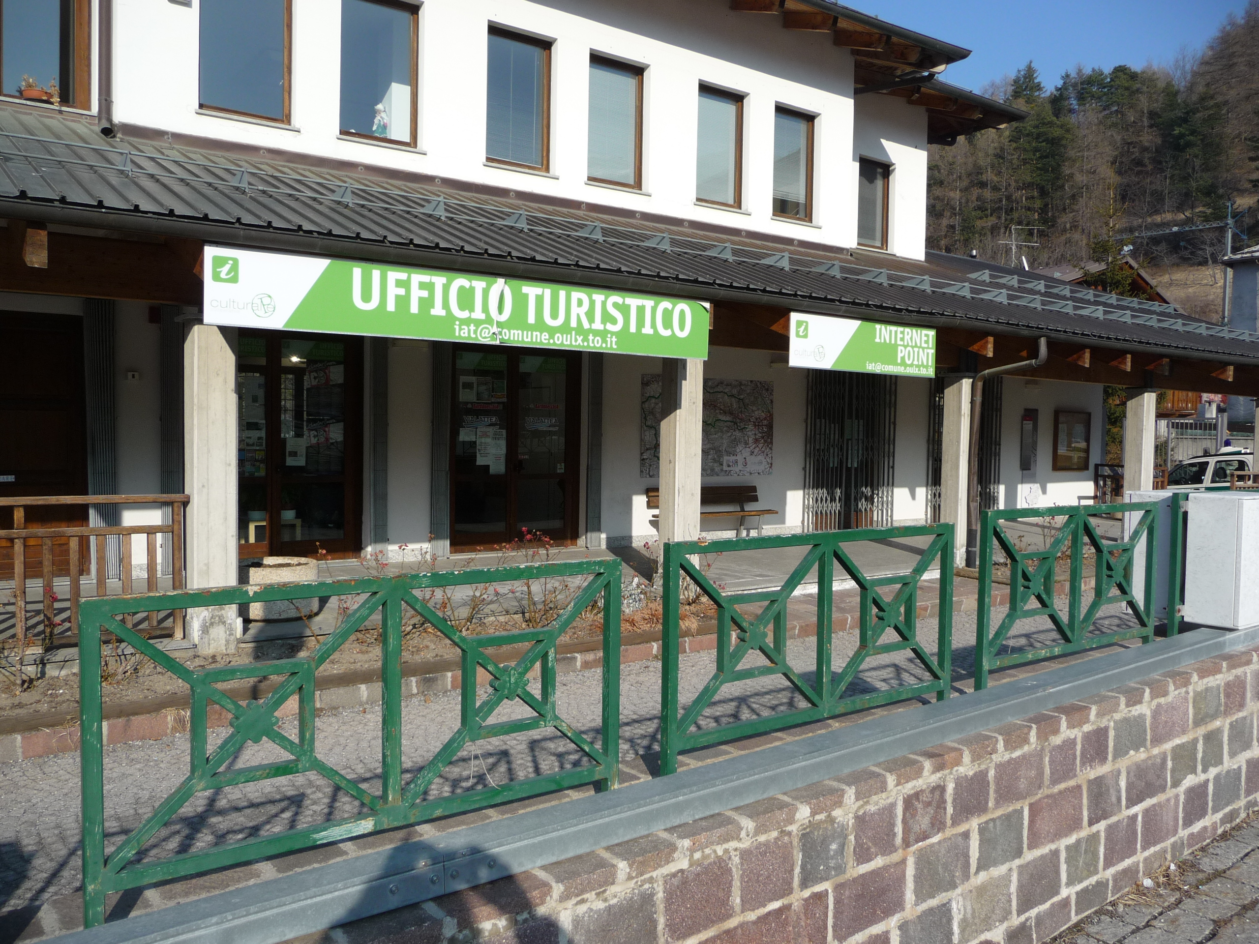 UFFICIO TURISTICO OULX
