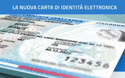CARTA DI IDENTITA' ELETTRONICA