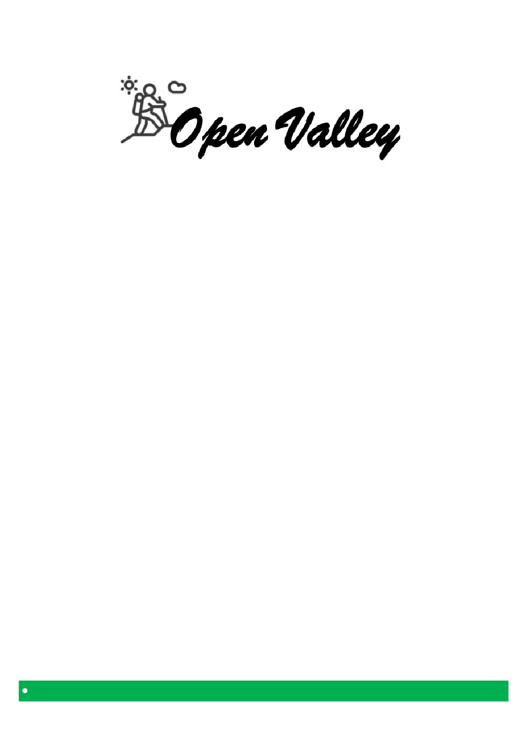 PROGETTO OPEN VALLEY – AL VIA I TEST SIEROLOGICI